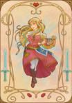 Zelda of Skyward Sword
