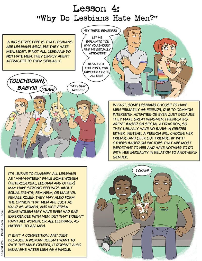 Lesbians 101 - Lesson 4 by FindChaos