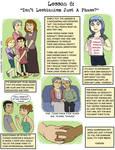 Lesbians 101 - Lesson 6