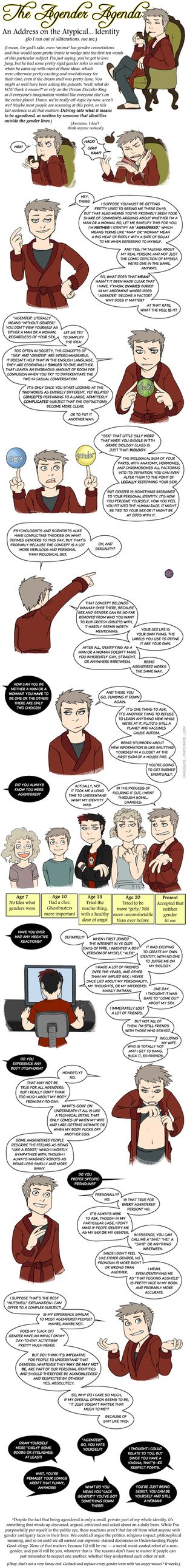 ChaosLife: Agender Agenda by FindChaos