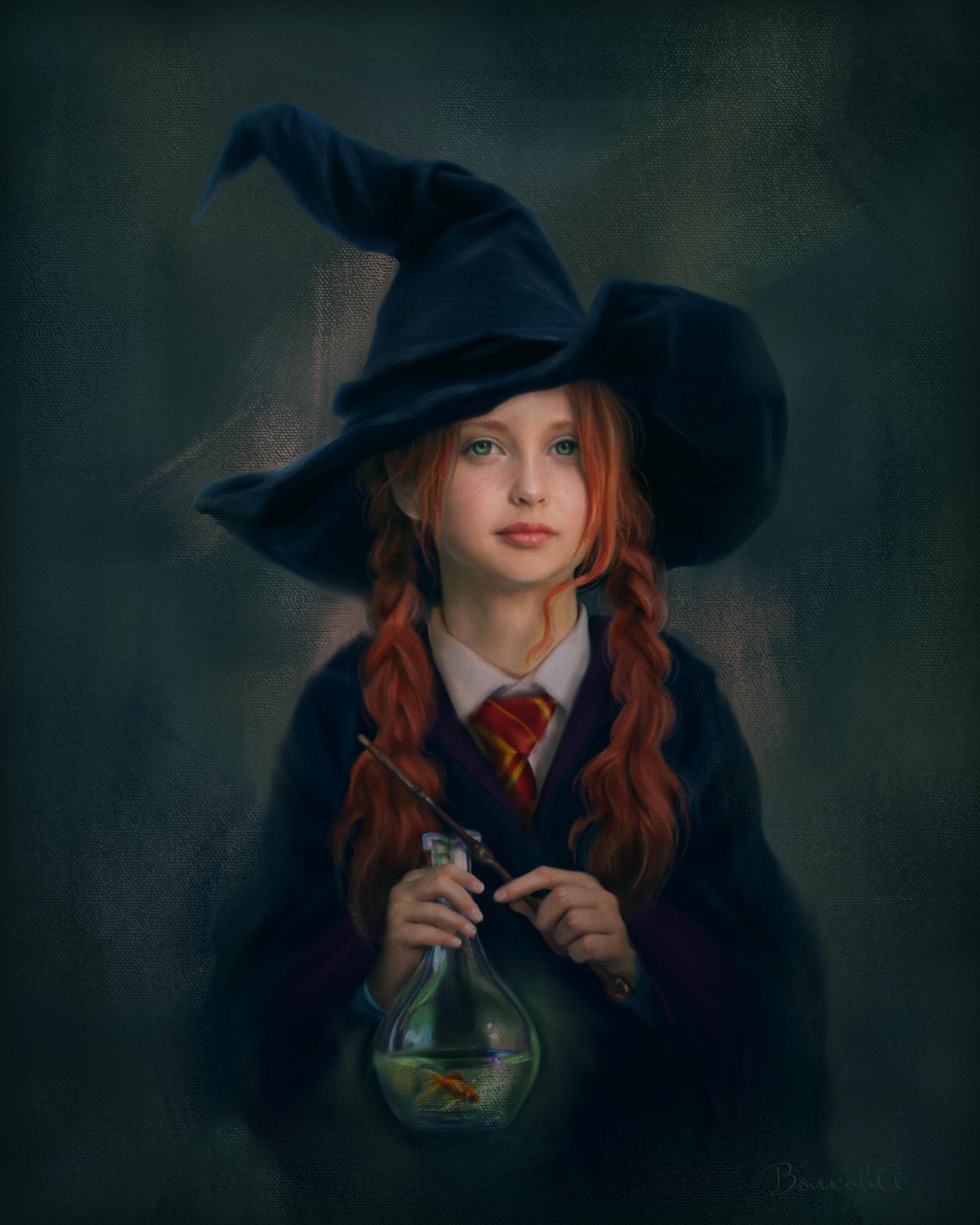 Lili Potter(Evans)
