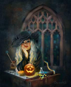Enchantress.Halloween.