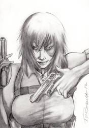 Domino by Strega44