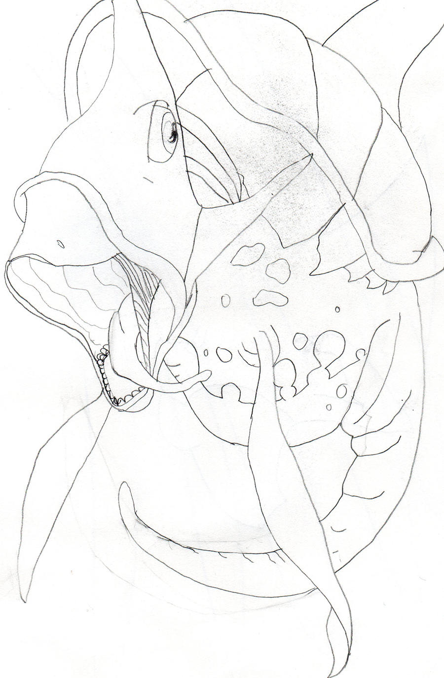 Squishie Coloring Pages