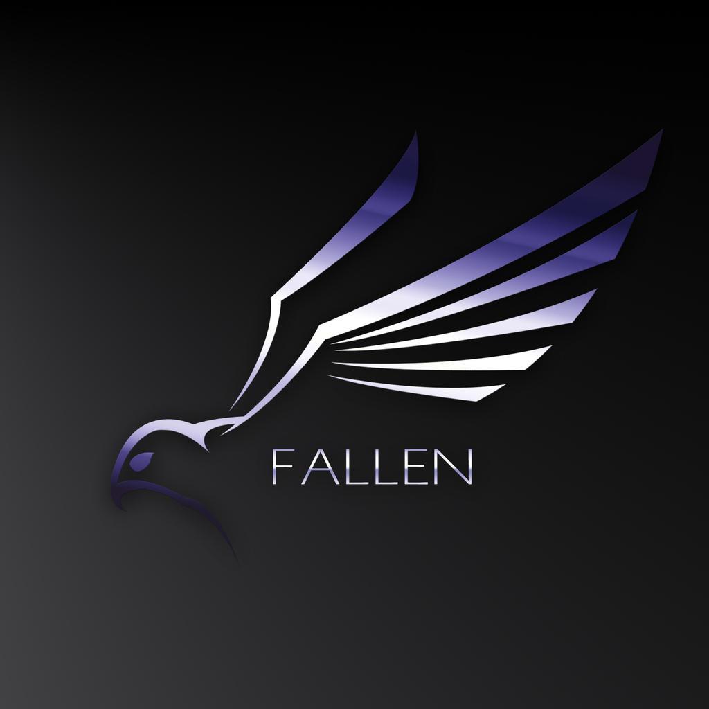 fallen team logo