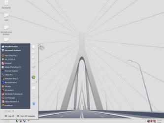 Desktop by wingsdesired