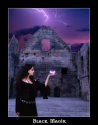 Black Magik revised by wingsdesired