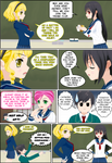 Chapter 5 - School Sports and Club Part 1 - 14 by Afnan-kun