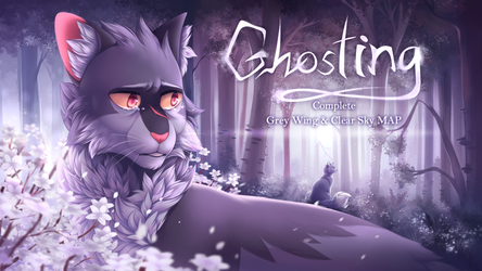 Ghosting (Thumbnail Contest Entry) by MeggisCat