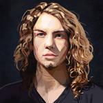 Grimrock Portrait: Human Male 01