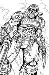 Doom Eternal: Doomguy Lines