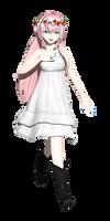PDAFT Chiffon Dress Luka