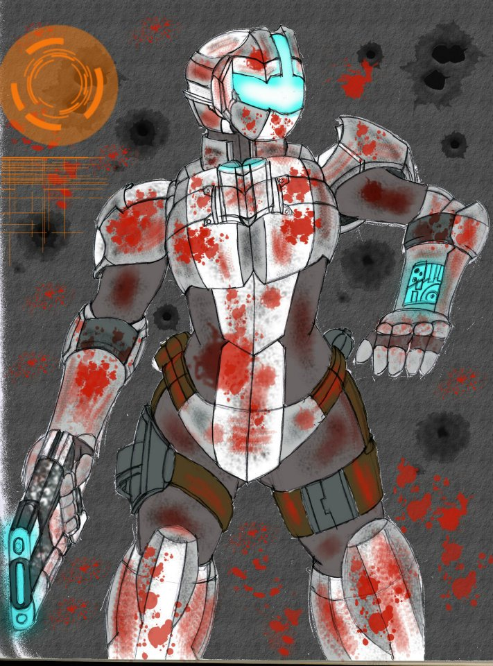 Dead Space Female by Chief-Mercado