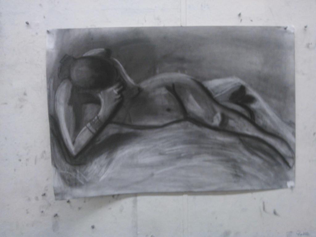 Nude Study 3 by Chief-Mercado