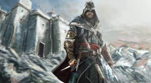 Ezio Auditore da Firenze by Idamhysa