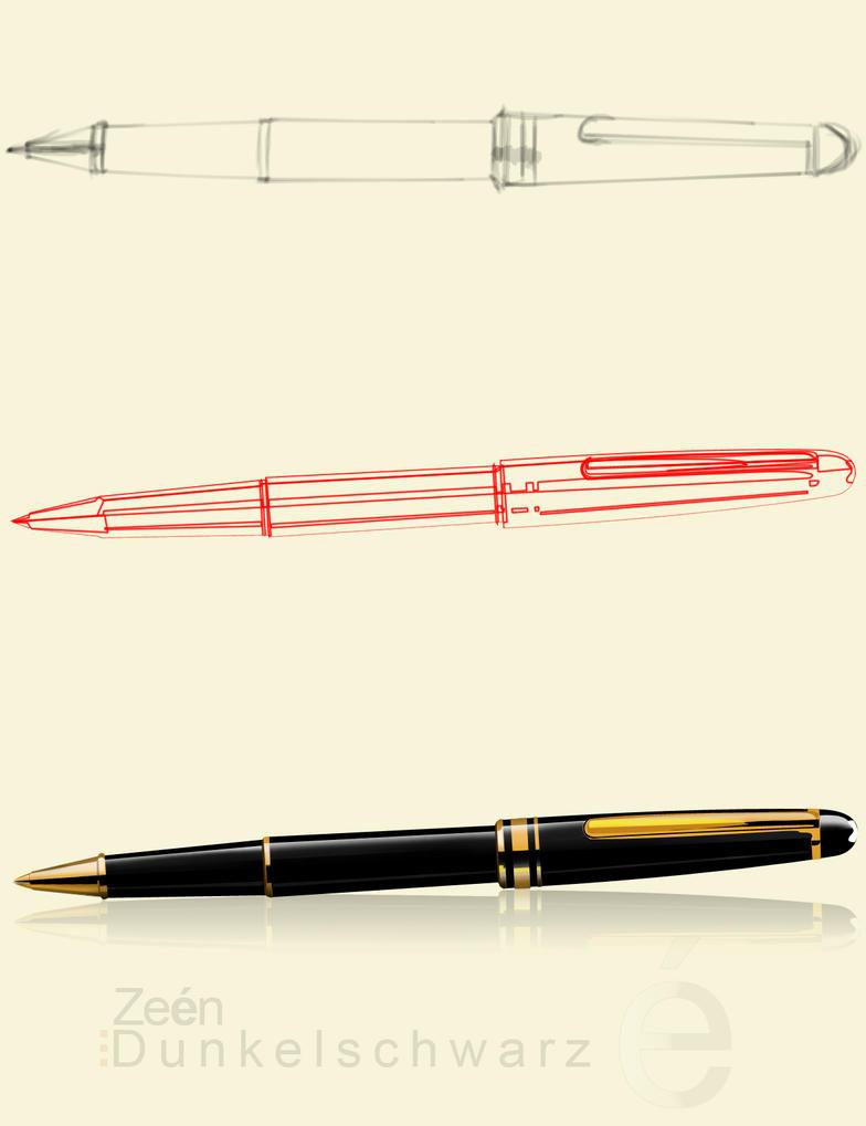 Pencil by VERITAS-ZEEN