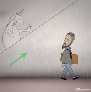 Fu***g unicorns!