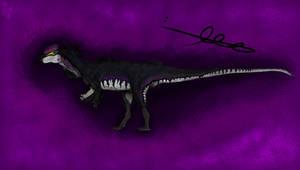 Dilophosaurus wetherilli (2019)