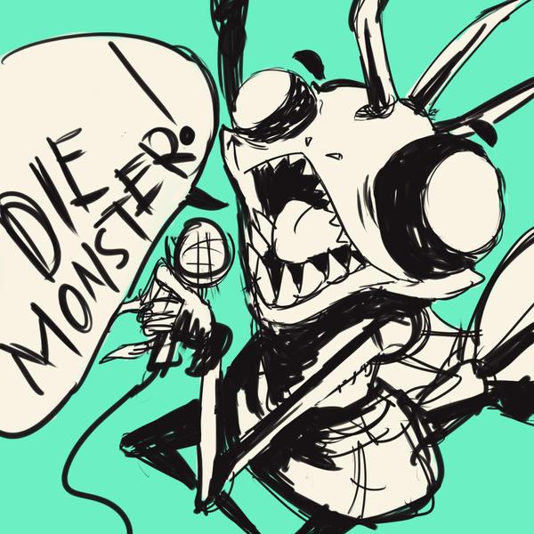 Die_Monster by NaviSatsujin
