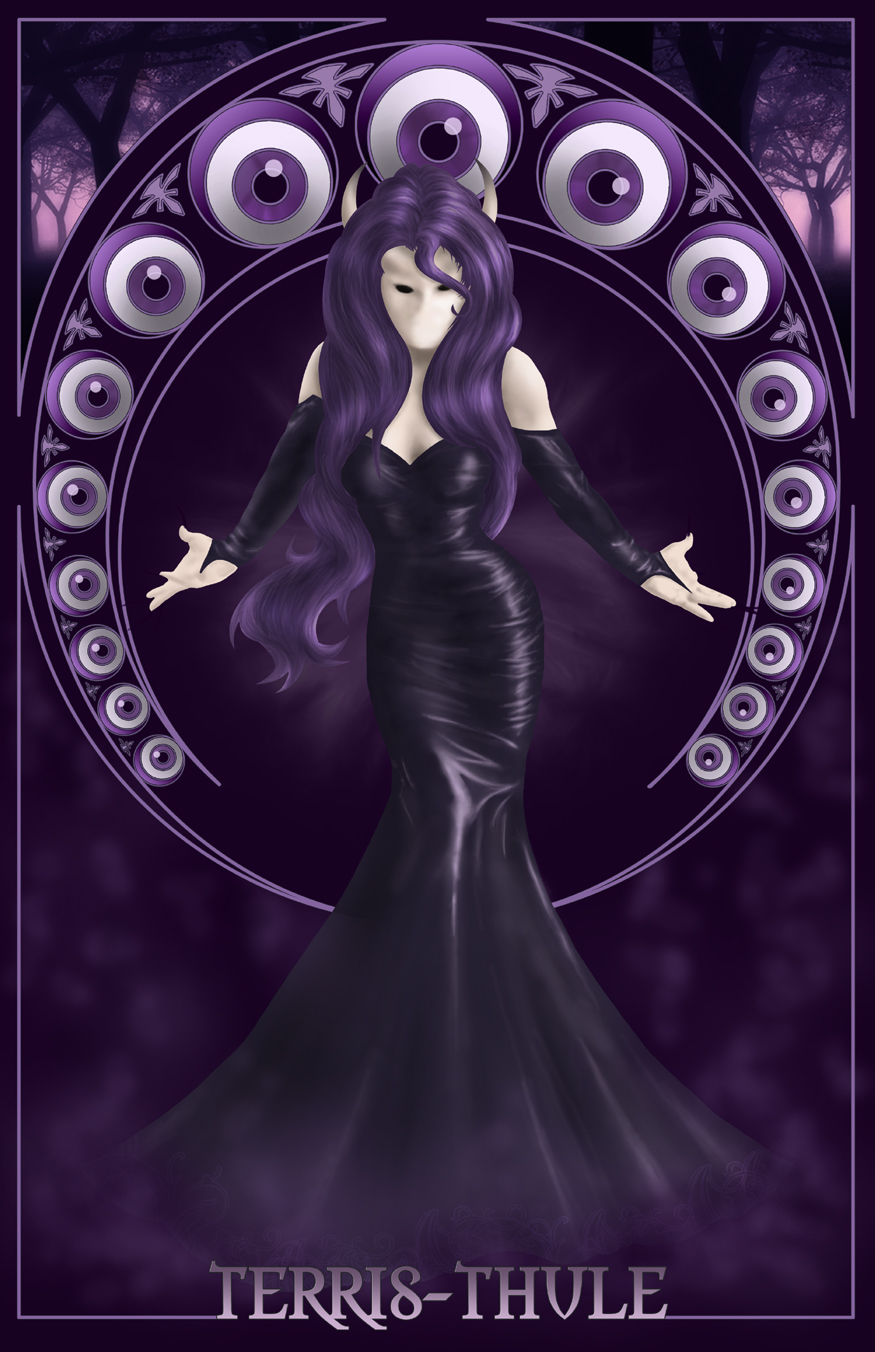Everquest Deity: Terris-Thule