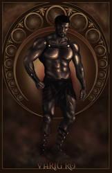 Everquest Deity: Varig Ro