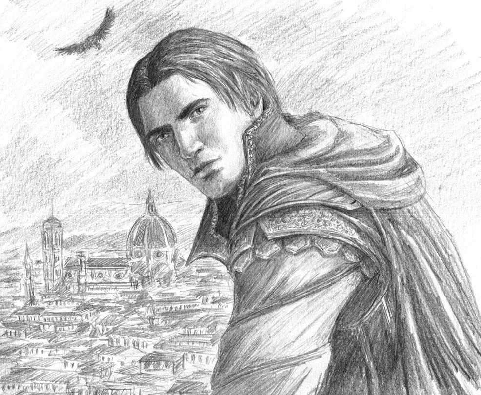 Ezio Auditore da Firenze by wayleri