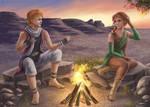Elihu and Kavela