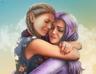 Reunited by wayleri
