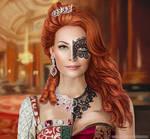 Queen vv Courtesan by wayleri