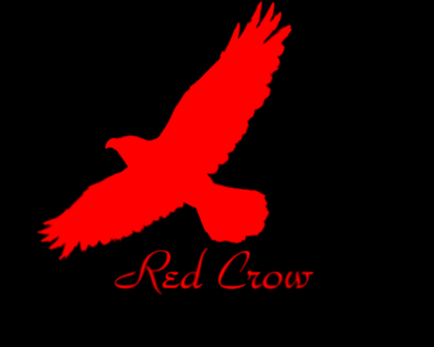 Red Crow by ArtBeginsHere on DeviantArt
