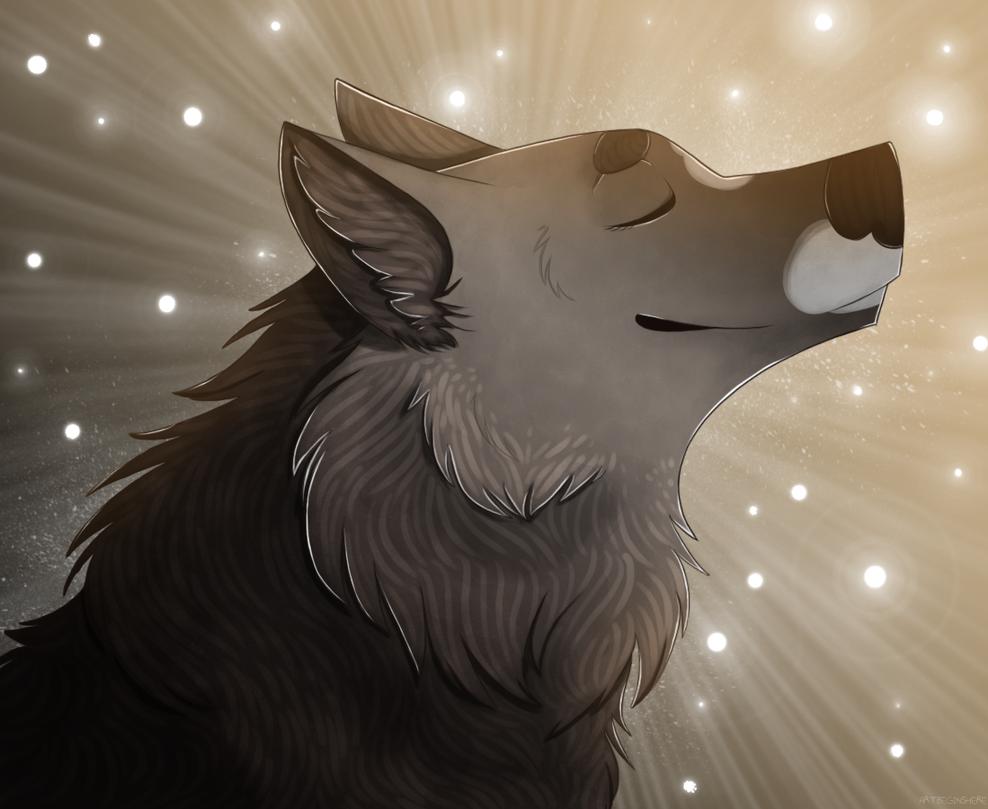 Light My Way by ArtBeginsHere