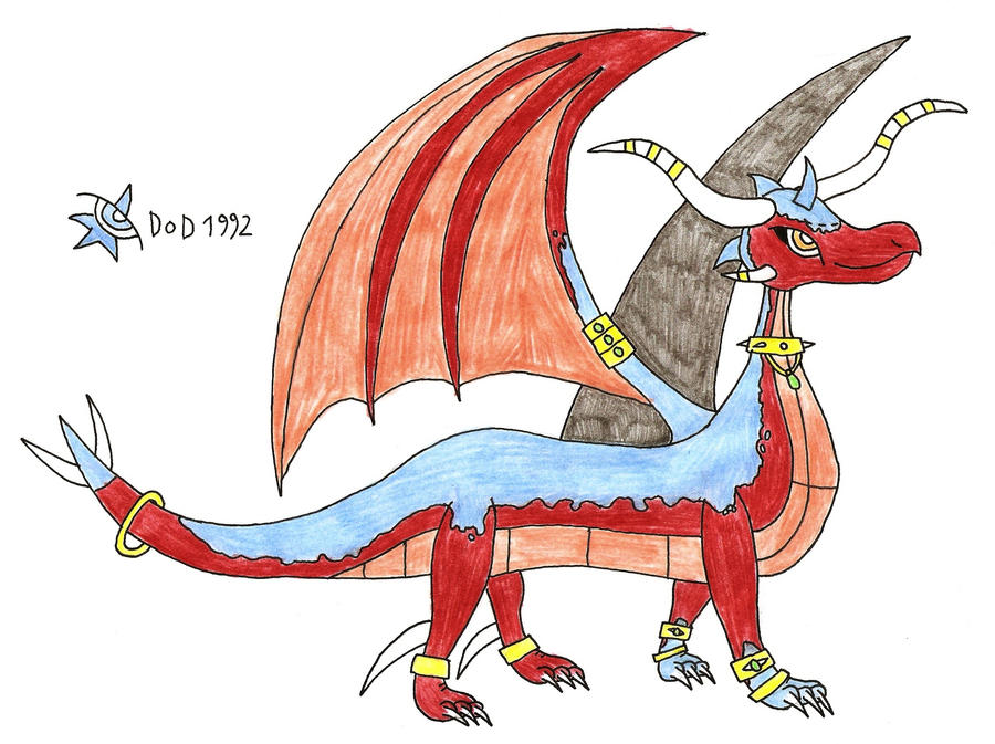 Zonoya by DragonofDarkness1992
