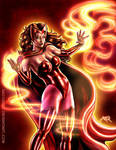 Commission: Scarlet Witch