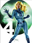 Invisible Woman - FF Detail