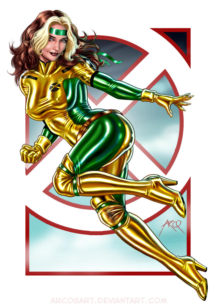 Rogue - Commission by ArcosArt
