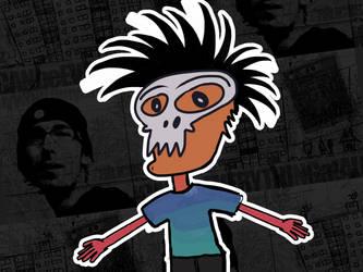 Punkrock boy