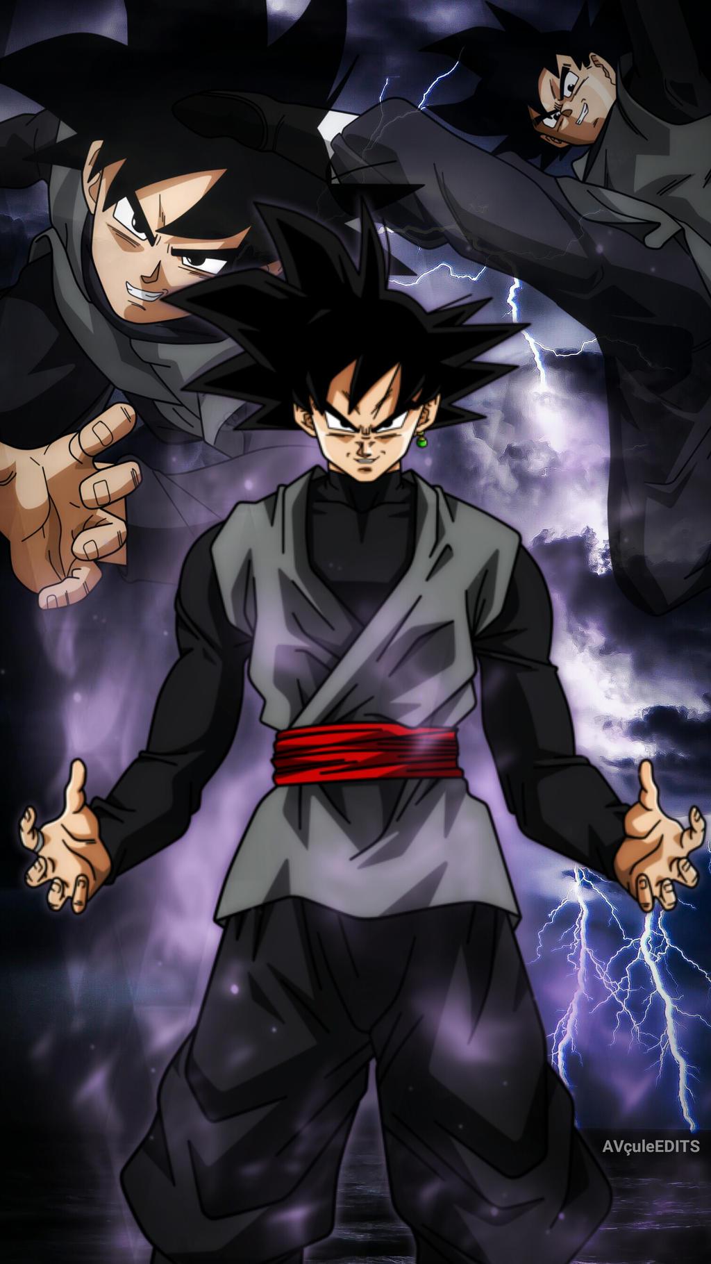 Goku Black by AbhinavtheCule on DeviantArt