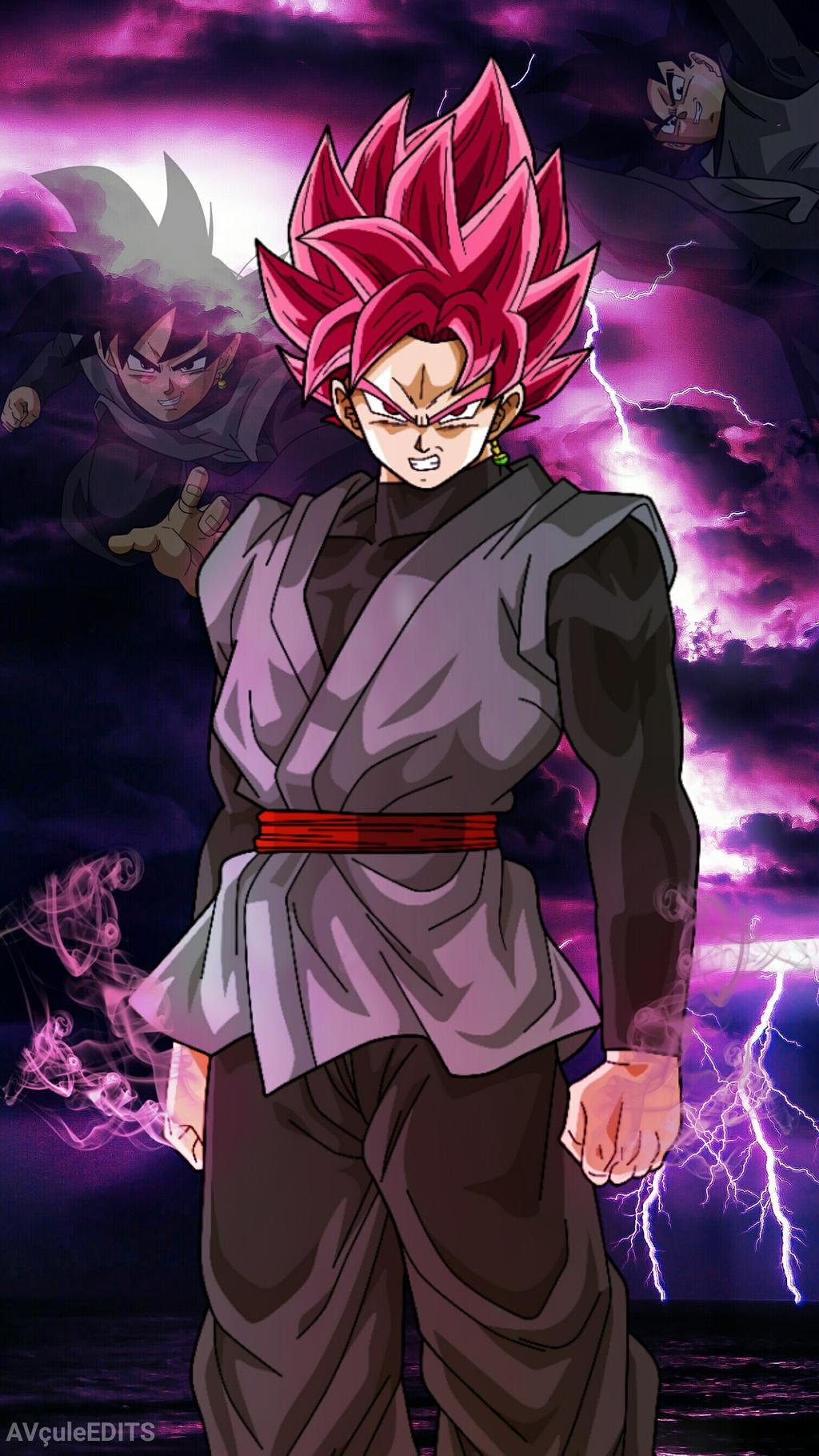 SnapBackKid23 | DeviantArt  |Black Goku Super Saiyan