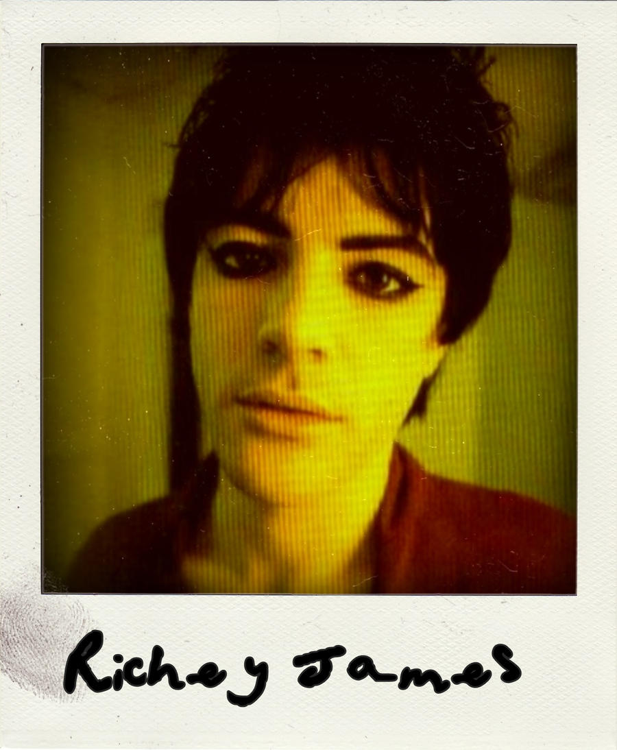 Richey James Edwards by Manics4real on DeviantArt
