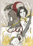 LUNAR CHRONICLES : PRINCE KAITO and CINDER