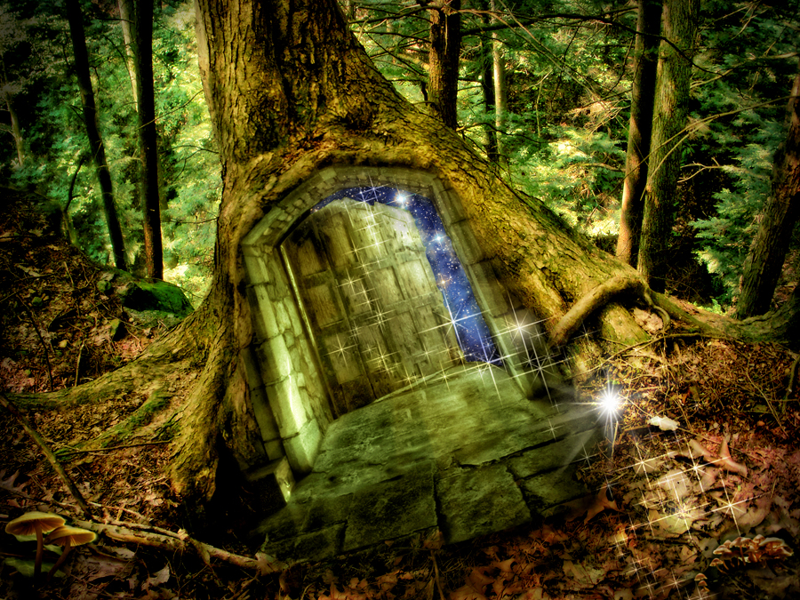 The Doorway by wcoo