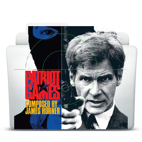 Patriot Games Folder Icon By Darthiraecorpus On Deviantart