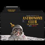 Astronomy club Folder Icon