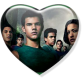 Eclipse Wolf Pack Heart Icon by SJMAMAELF