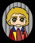 Sixth Doctor by ryuuri
