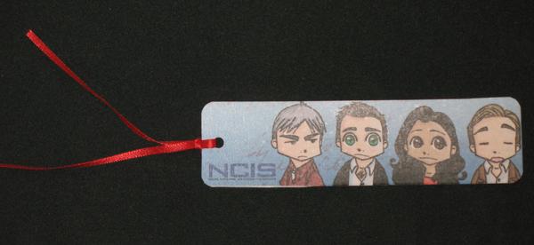 NCIS- Bookmark proto-type by ryuuri