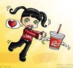 NCIS - Caf-pow love