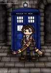 The 4th Doctor by ryuuri