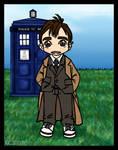 Chibi Doctor Ten by ryuuri
