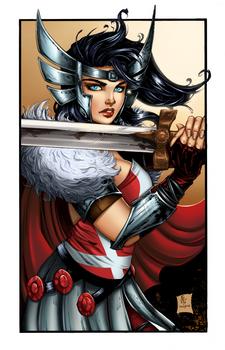 Asgardians - Sif